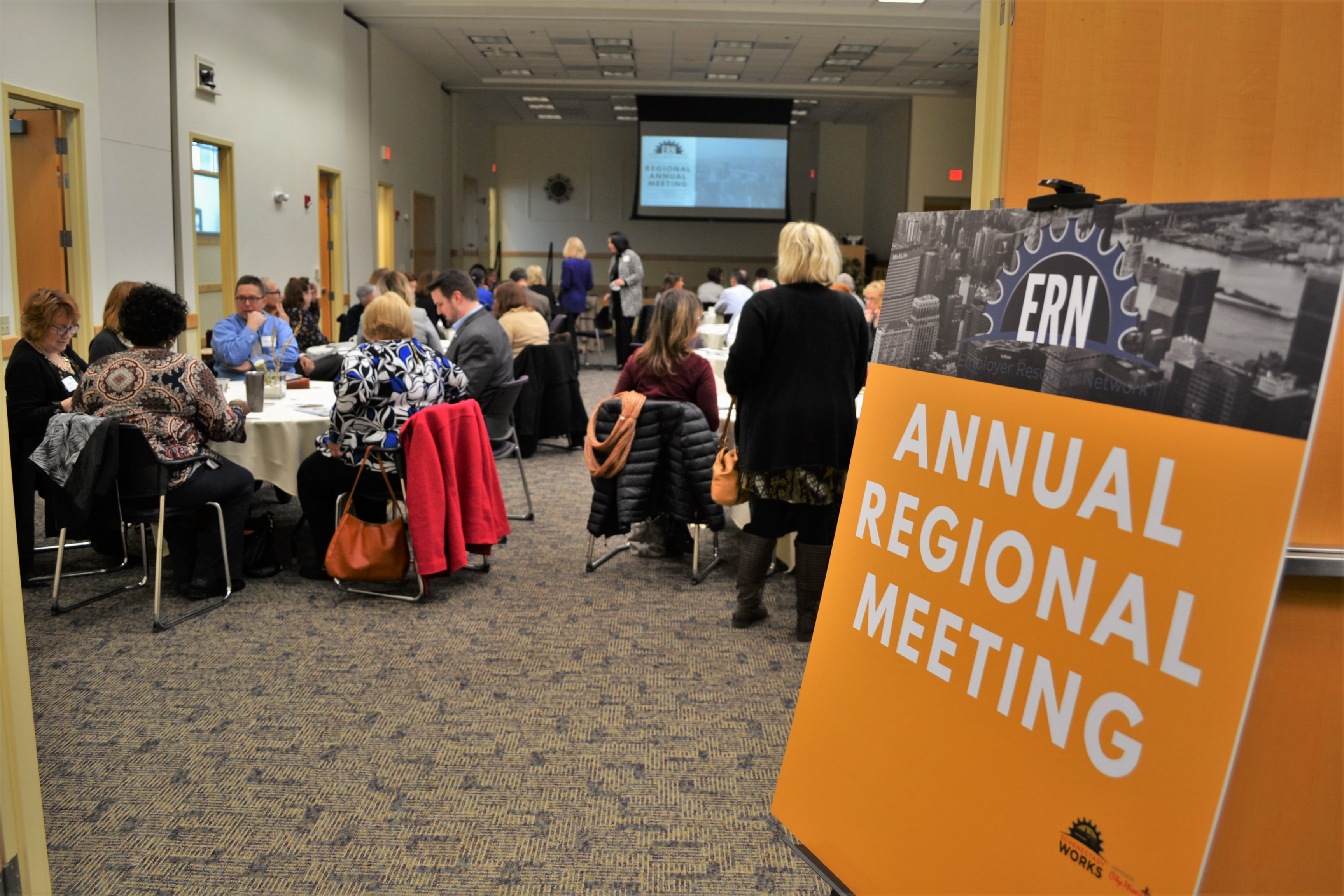 ERN Meeting Sign