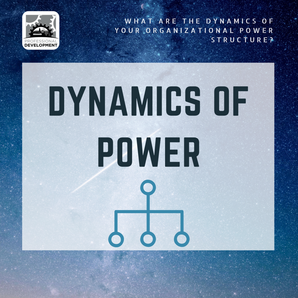 web-Dynamics of Power