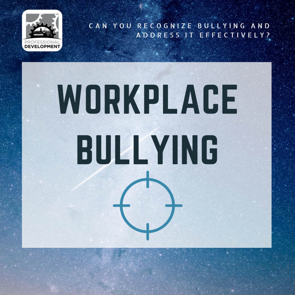 web-Workplace Bullying